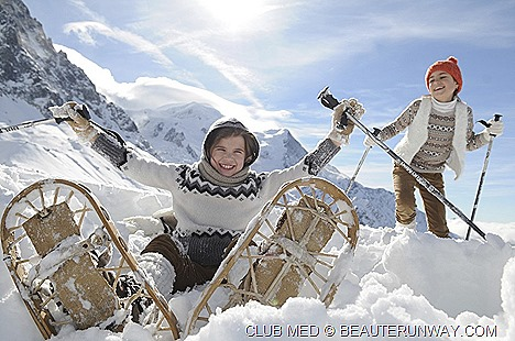 Club Med Offers Sahoro Hokkaido Japan Yabuli Heilongjiang China Europe snow ski resorts France  Peisey Vallandry Tignes Val Claret Val d'Isère Italy Pragelato Via Lattea Cervinia Switzerland Saint-Moritz Roi Solei Villars Sur Ollon