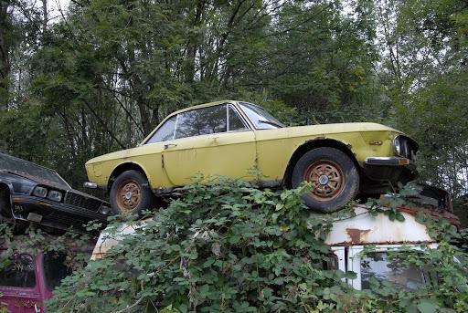 Lancia Fulvia S 3, 1973
