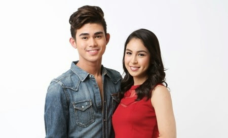 Iñigo Pascual and Julia Barretto
