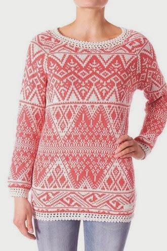 170 shaki´n my hait sweater lite coral pink