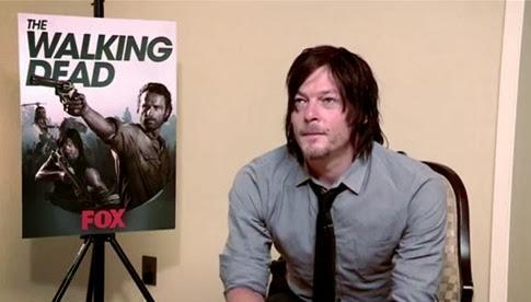 Mira la broma que le hicieron a Daryl