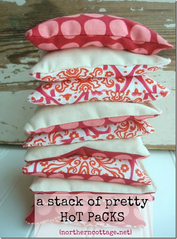 Fabulous pretty HoT PaCK STaCK!!  {NorthernCottage}
