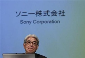 Sony CEO to lay out revival strategy as losses pile up
