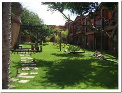Fotos de jardines chalets dise o y decoracion de - Diseno de chalets ...