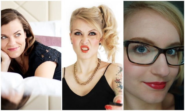 Top 3 Beautyblogger Collage