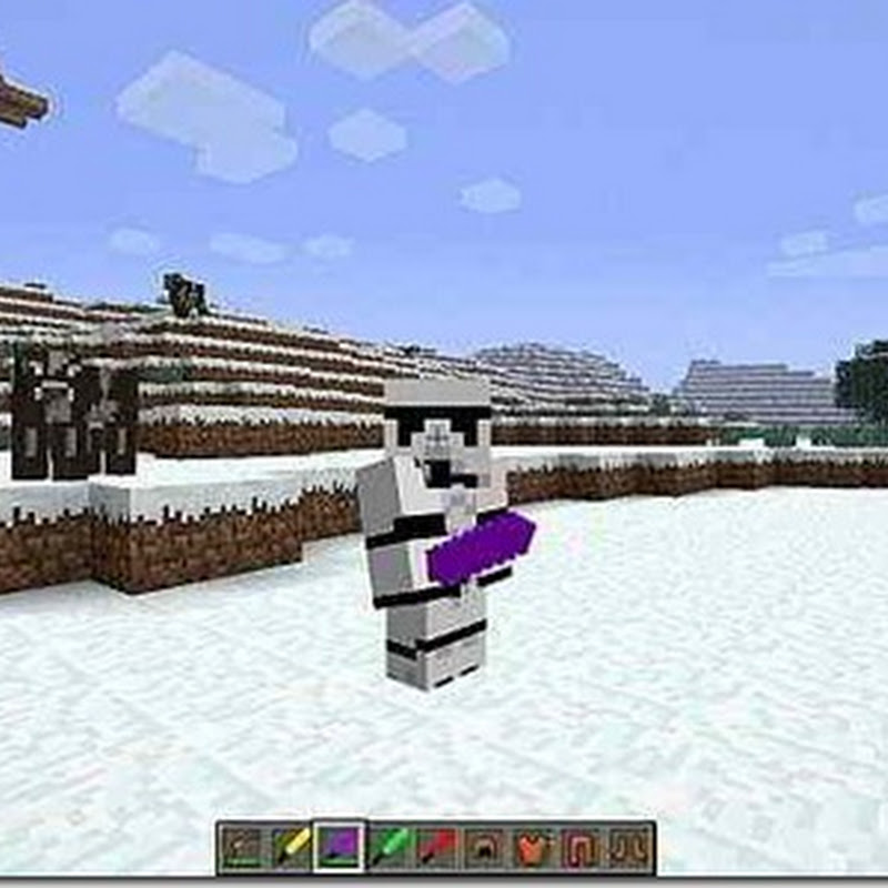 Minecraft 1.2.5 - StarWars Weapon And Armor