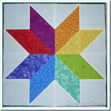 Colour wheel star 1