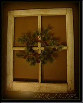 window ARLH xmas