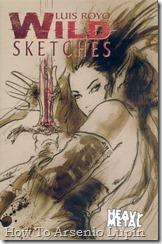 P00024 - Luis Royo - Wild Sketches I.howtoarsenio.blogspot.com