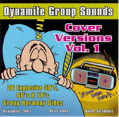 Dynamite Group Sounds Covers 1 - 27