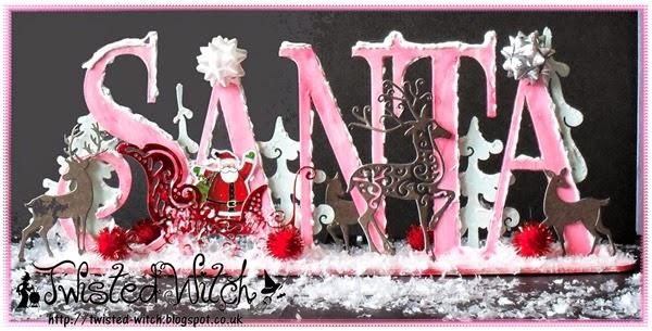 03 Christmas Decs - Santa