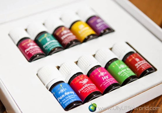 Everyday Oils Kit Young Living