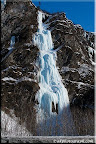 Bridal Veil Falls, Valdez, Alaska; Photo by Michael Criss