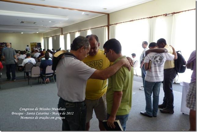 Congresso de Missões Mundiais - Brusque 2012 014