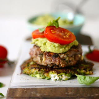 Beef and Feta Banting Burgers