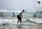 Wo ist eigentlich Amelie? Wellenreiten lernen auf den Kanaren   Unsere Surfkurse am 18. Dezember