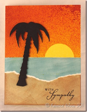 mr hueys sunset sympthy