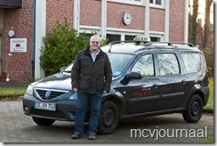 Taxi test Dacia Logan MCV 01