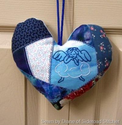 Dianes heart