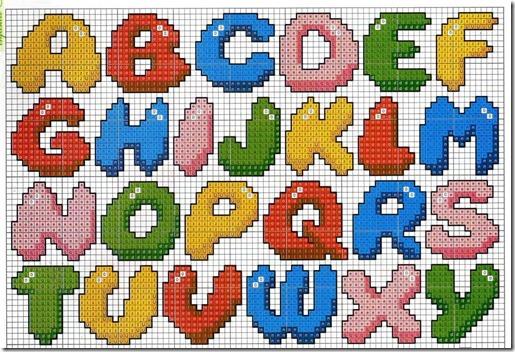 alfabeto ponto cruz 2