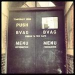 Temporary door n Bermondsey Street