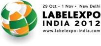 label expo india logo