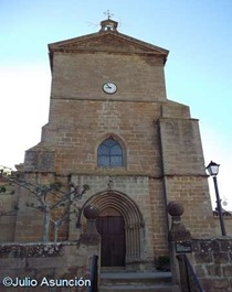 Iglesia de San Millán - Beire