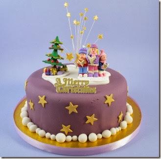 tartas navidad cosasparanavidad (24)