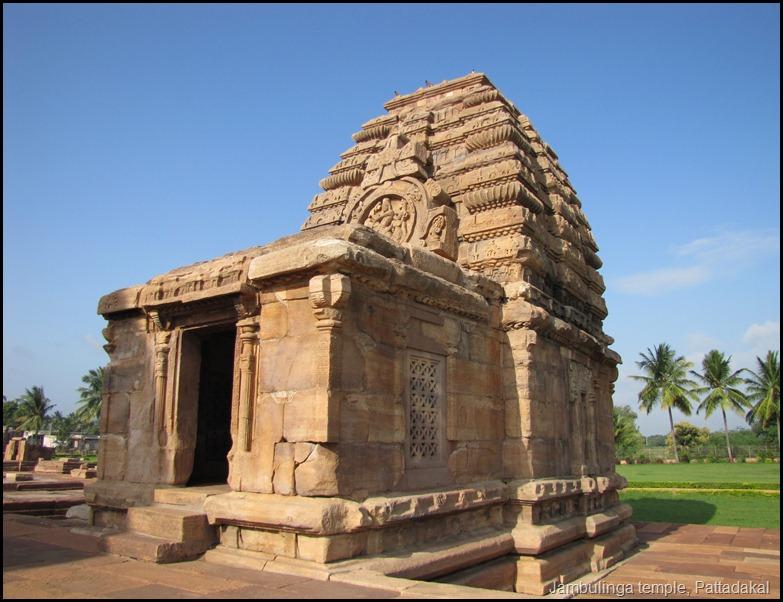 Jambulinga temple, Pattadakal