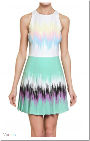 versus-spring-2012-rtw-white-bodice-and-mint-lilac-and-black-pleated-dress-profile