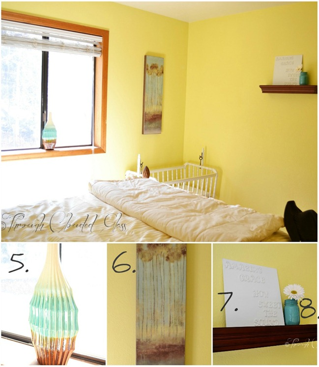spare room collage