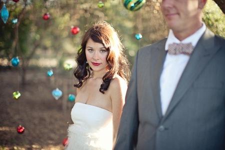 Semplicemente Perfetto Christmas Wedding Shoot 08