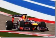Vettel conquista la pole del gran premio degli Stati Uniti 2013