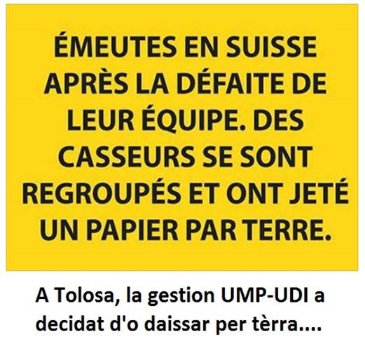 gestion UMP UDI de Tolosa