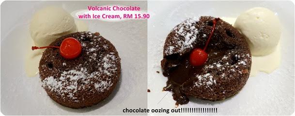 vivo volcanic chocolate