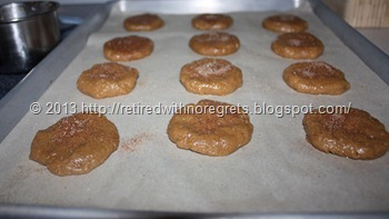 Million Dollar Peanut Butter Cookies - GF