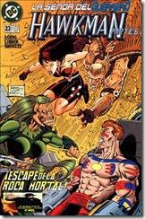 P00200 - 198 Hawkman #23