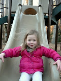 At the playground. (November)