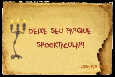 Spooktacular (lassoarres-rct3)