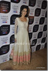 Katrina Kaif  LFW  show 3