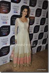 Katrina Kaif  LFW  show 3