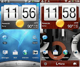 Htc sense primi screenshot su Htc Desire HD