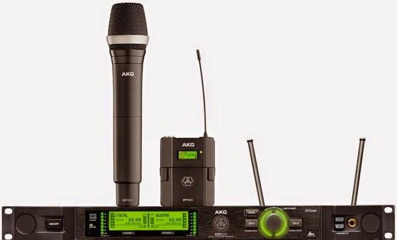 AKG DMS800 560