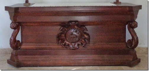 Varela Altar Front