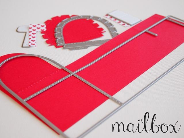mailbox die