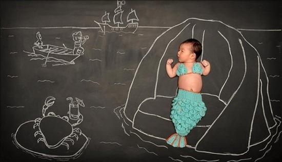 Quadro e bebê (3)