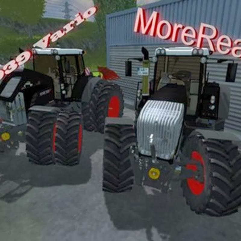 Farming simulator 2013 - Fendt Vario 939 v 1.1 MR