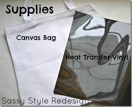 trick or treat bag tutorial supplies
