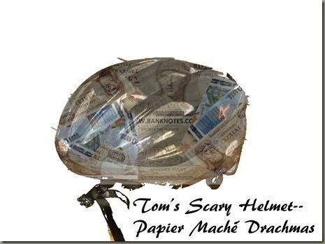 Tom's Scary helmet_Drachmas