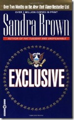 exclusive sandra brown